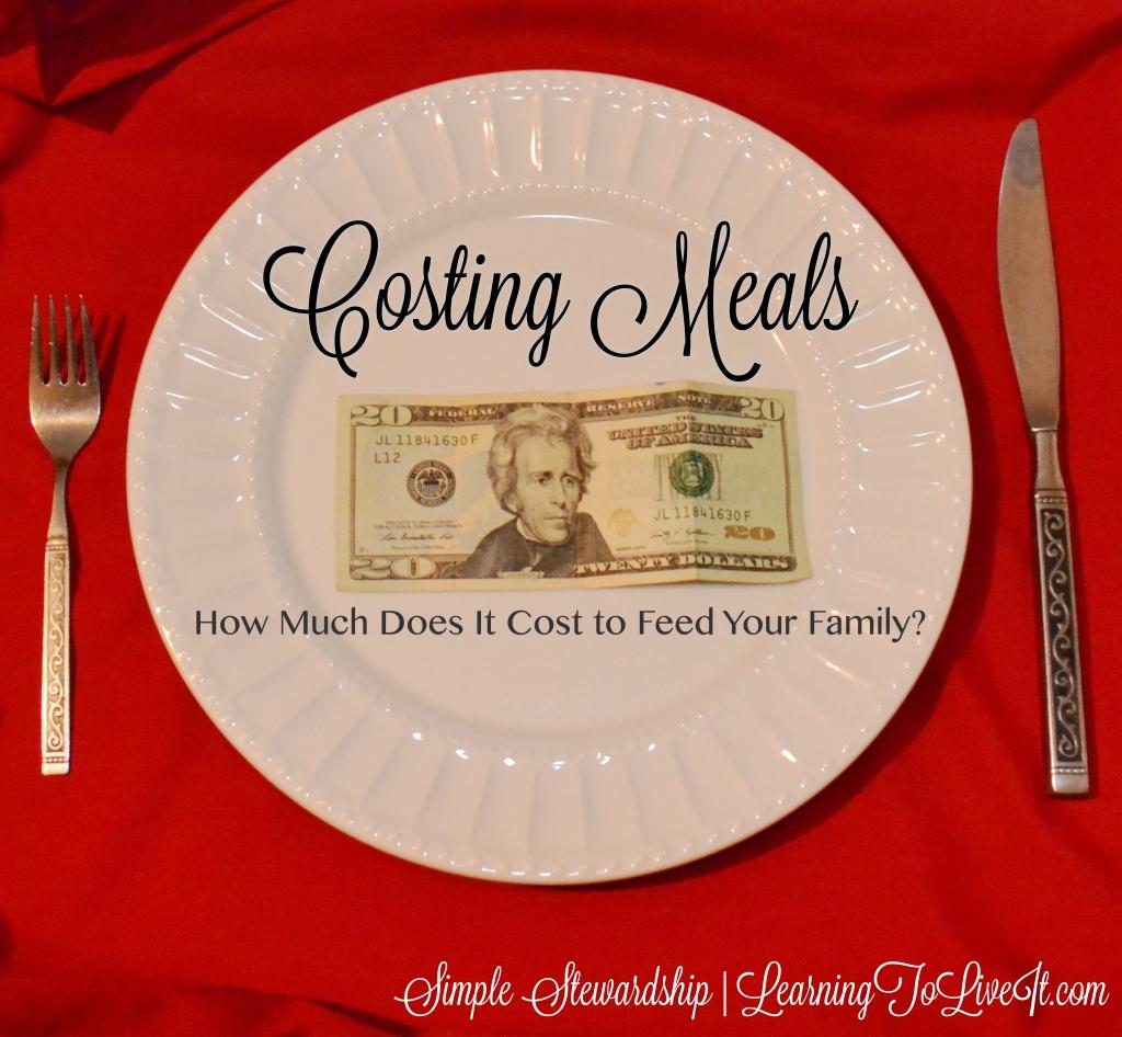CostingMeals